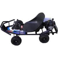 Baja Kart 49cc Black/Blue
